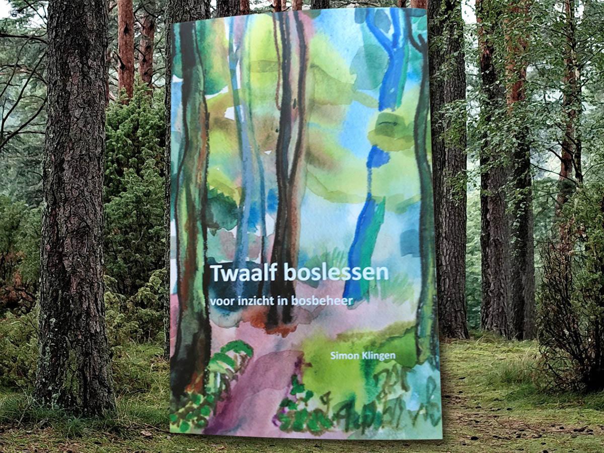 "Boek ""Twaalf boslessen"""