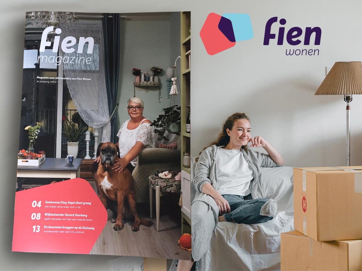 Fien magazine