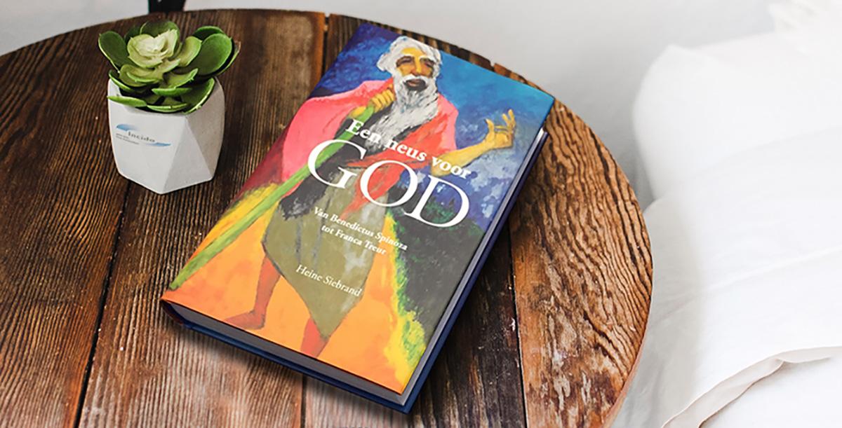 """Boek """"Een neus voor God"""""""