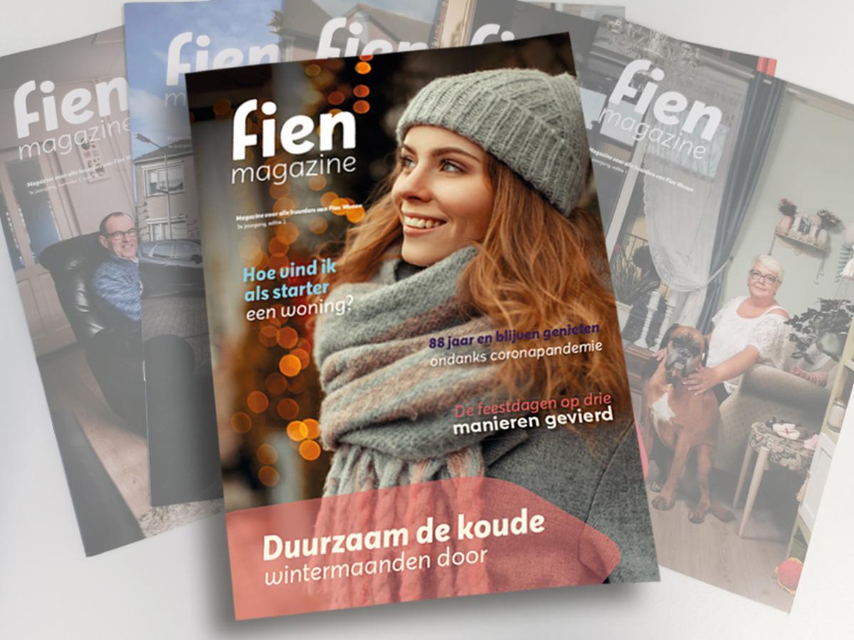 Fien magazine nieuwe stijl