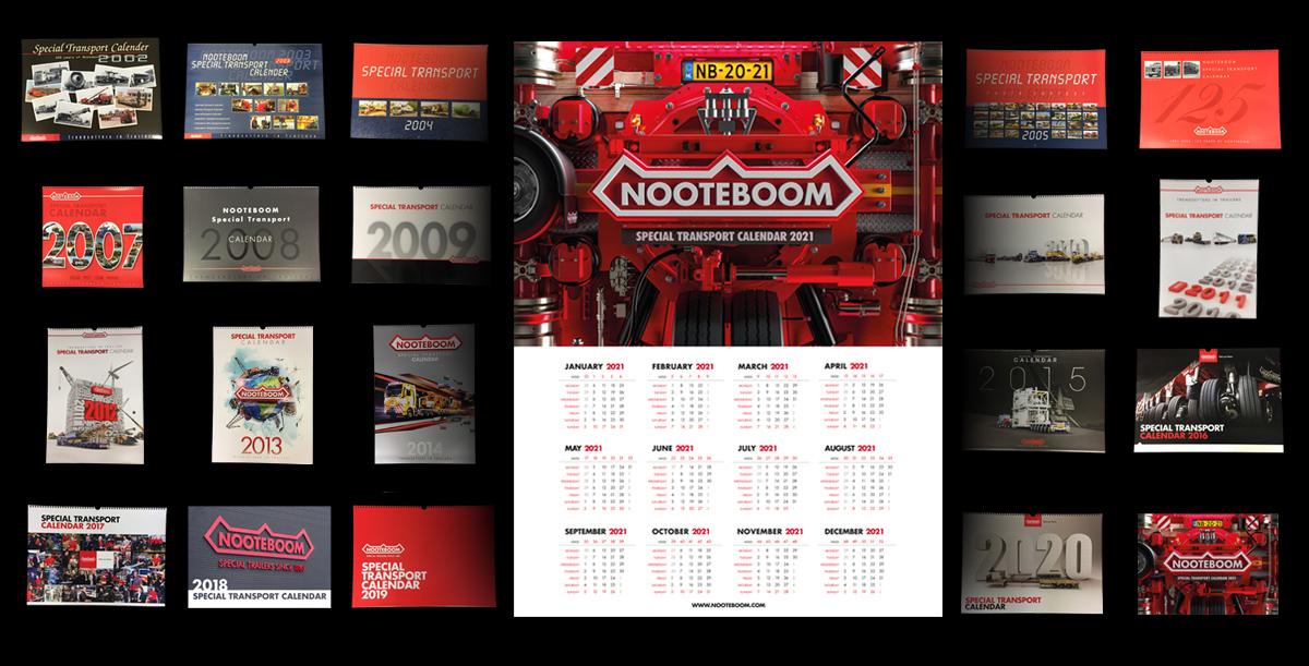 Nooteboom jaarkalender 2021