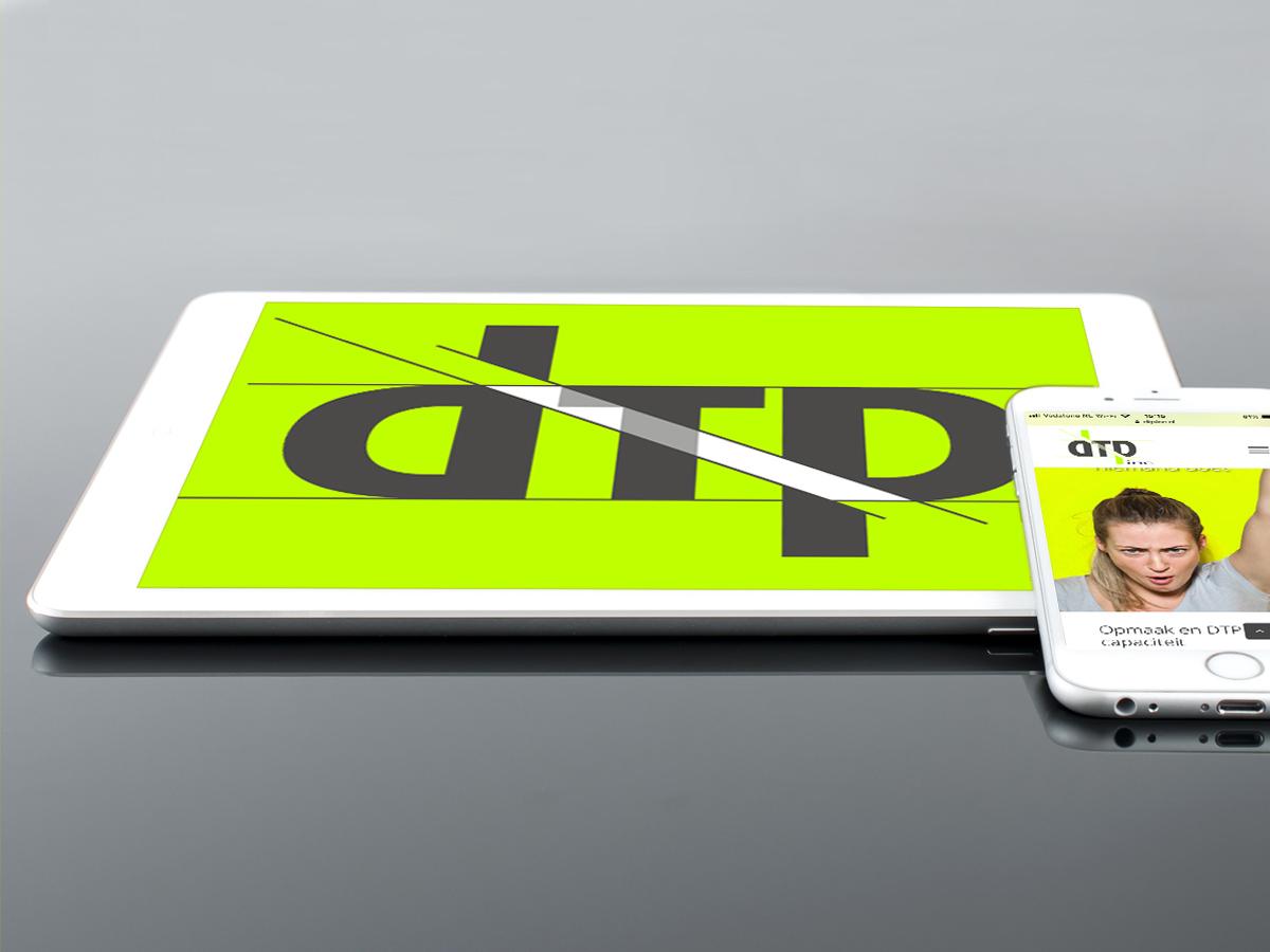 De website van DTPinc