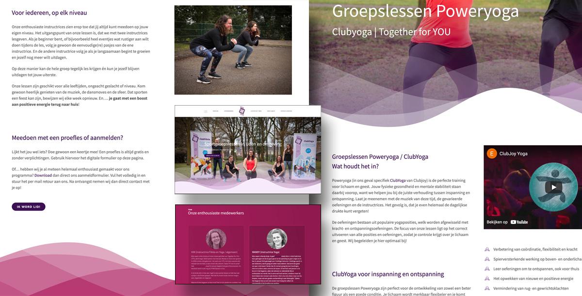 Website togetherforyou.nl
